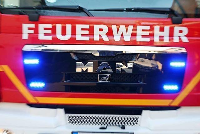 Regionalzug nach Offenburg wegen Rauchentwicklung evakuiert