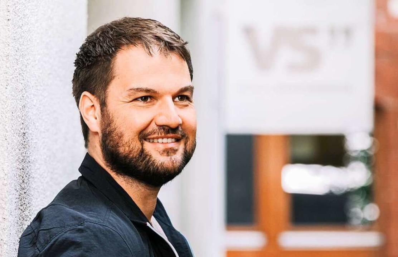 Benedikt Böckenförde, Gründer und CEO von Visual Statements  | Foto: Tobias Koch