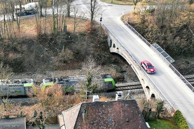 Weil am Rhein will für 2,5 Millionen Euro zwei Brücken bauen