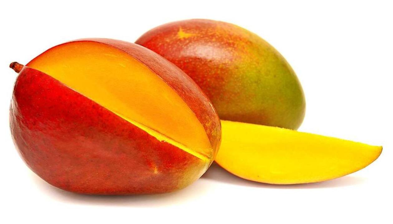Tropische Steinfrucht: die Mango    Foto: stock.adobe.com