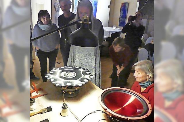 Kymatik – wie der Klang die Welt gestaltet