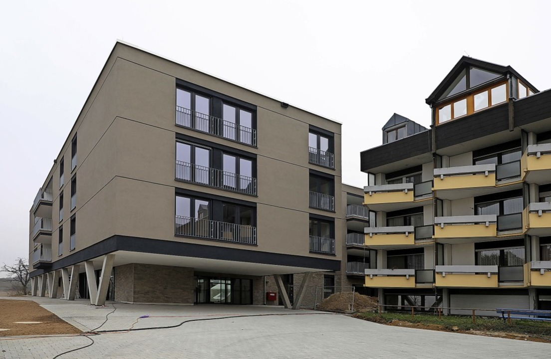 Im Januar beginnt der Umzug der Senioren in den Neubau.   | Foto: Christoph Breithaupt