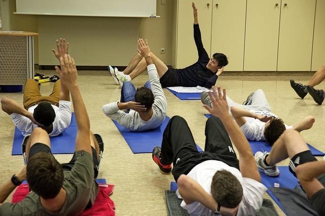 Fitnesstipps vom Profi