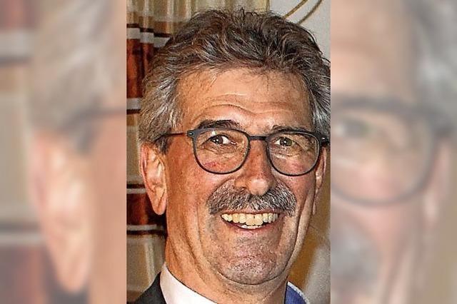 Eberhard Roth führt die Liste der Freien Wähler an