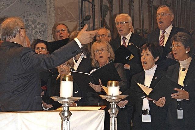 Geistliche Musik für einen guten Zweck