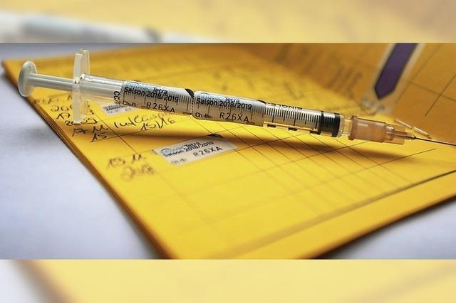 Grippe-Impfstoffe werden knapp