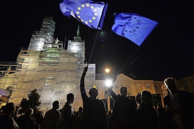 Polen kassiert Richtergesetz
