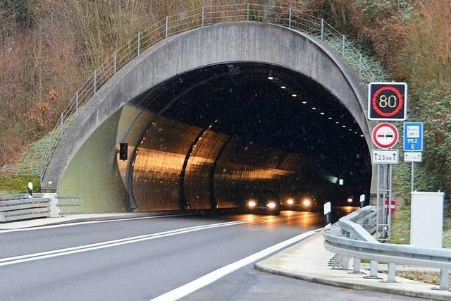 Axiallüfter geht wieder: Im Tunnel darf wieder