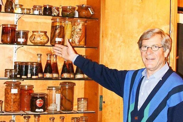 Weckglas-Hersteller bewahrt über 100 Jahre alte Kirschen und Kekse auf