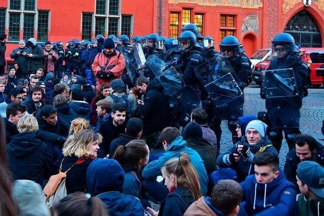 In Basel finden am Samstag vier Demonstrationen statt