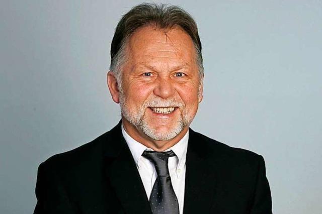 Franz Asal will Bürgermeister in Horben werden