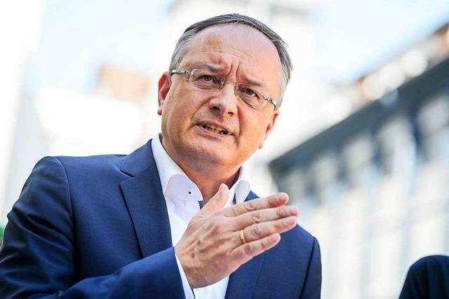 Fraktionschef Stoch kandidiert für SPD-Landesvorsitz