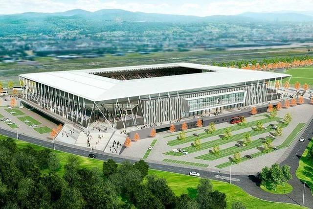 Anwohner reichen Klage gegen das geplante SC-Stadion ein