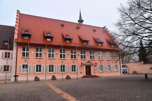 Breisachs Stadtverwaltung bekommt einen Ersten Beigeordneten