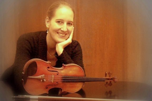Symphonieorchester und Solistin Sarah Müller-Feser zu Gast in Badenweiler