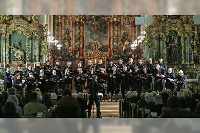 Mozart-Requiem mit dem Kammerchor Offenburg