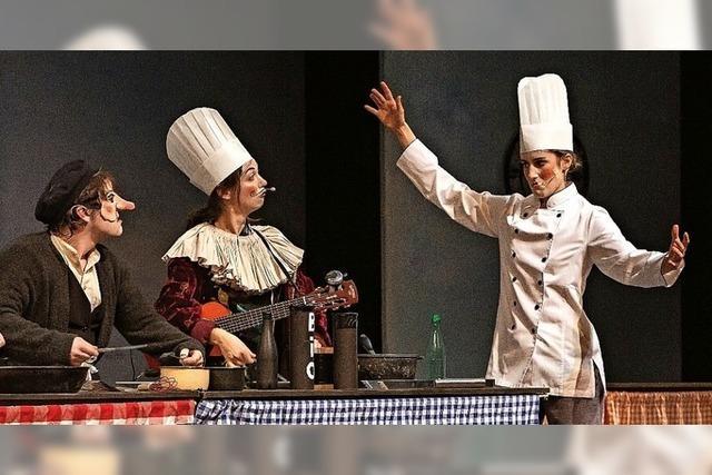 Musikbühne Mannheim führt am Mittwoch, 5. Dezember, in der Stadthalle Waldshut das Familienmusical Zwerg Nase auf.