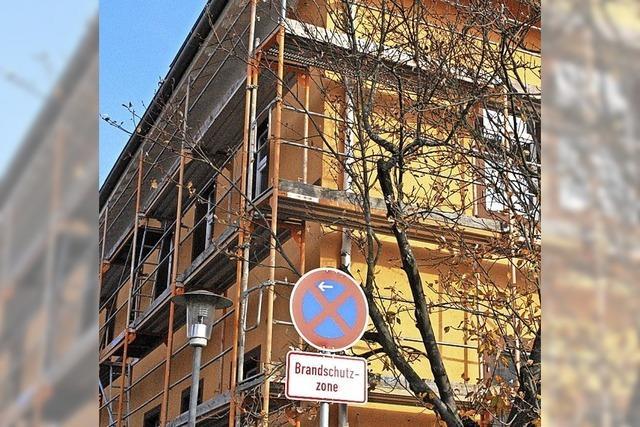Die Wärmestube zieht Anfang Dezember an die Hochburger Straße