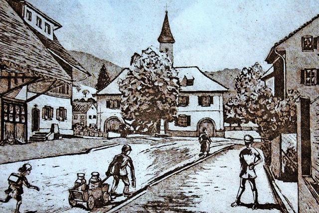 Ansichten vom alten Maulburg