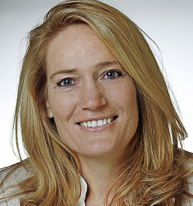 Bürgermeisterin Tanja Steinebrunner hat Ambitionen in Feldberg.   | Foto: Privat