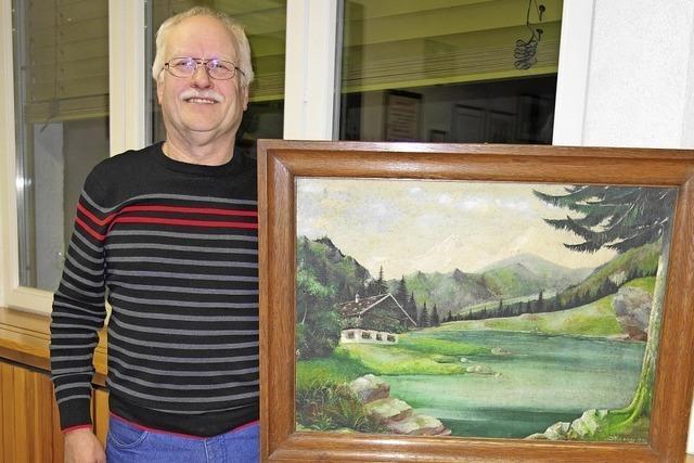 Gemälde vom Alt-Bürgermeister