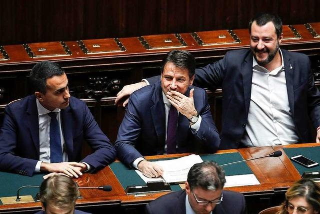 Das Kalkül der italienischen Populisten