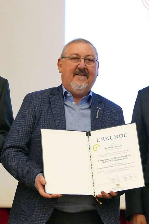Landespreis für Heimatforschung: Einen...en in Schwäbisch-Gmünd   beschäftigte.  | Foto: Sylvia Sredniawa
