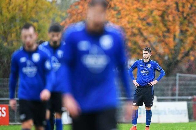 FC Waldkirch hofft nach turbulenten Wochen auf die Wende
