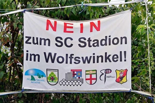 Die Klage gegen das neue SC-Stadion ist das gute Recht der Anwohner