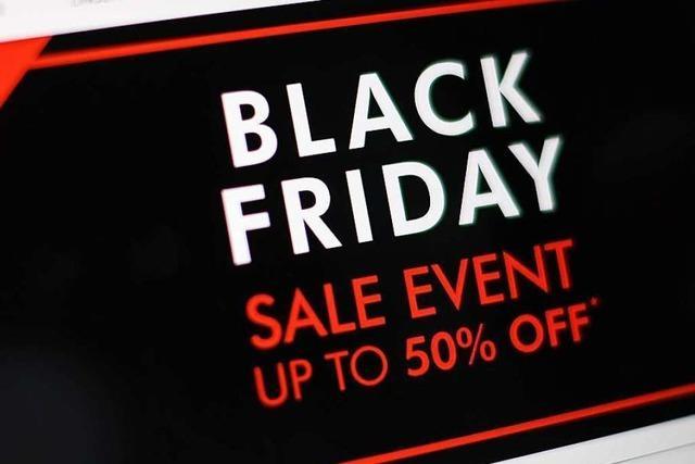 Tipps für den Black Friday: Bloß nicht Vorkasse leisten