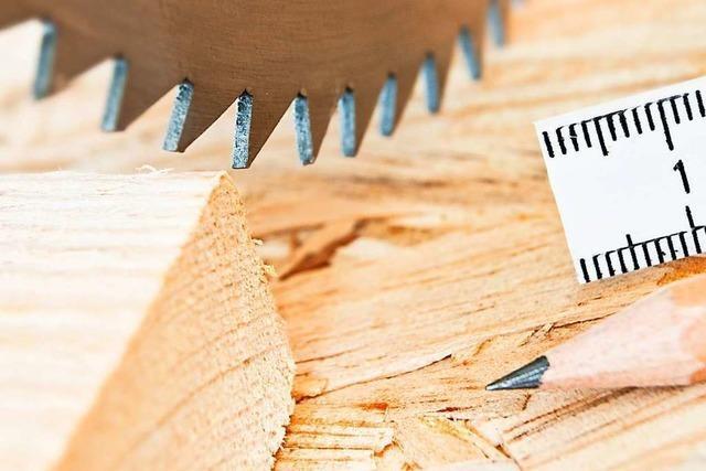 Warum ein junges Paar aus Freiburg ein Haus aus Holz baut
