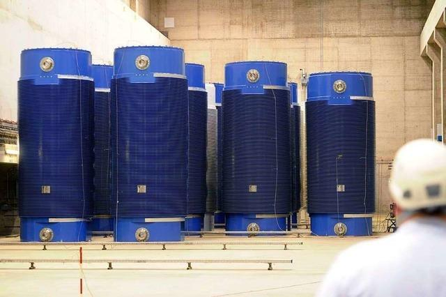 Die Suche nach einem deutschen Atommüll-Endlager ist noch nicht sehr weit