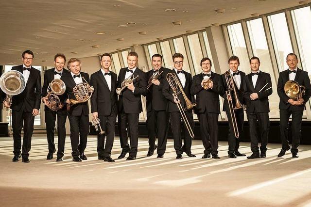 Tickets zu gewinnen für weihnachtliches German-Brass-Konzert!