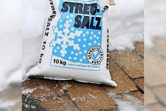 Alles, was Sie zur Schneeräumpflicht wissen müssen