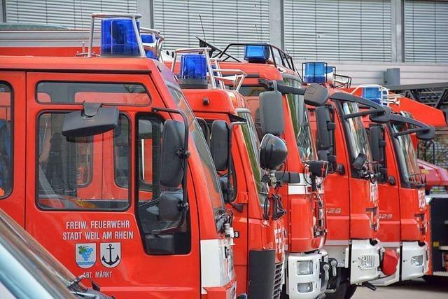 Brandgeruch löst Feuerwehreinsatz aus