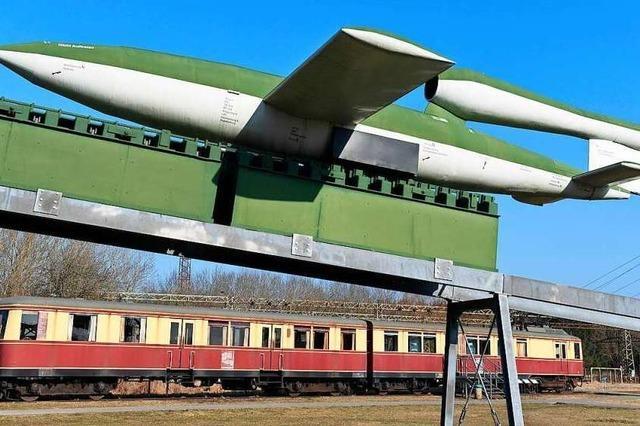 Stahlbau Müller baute auch an Hitlers