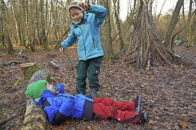 In Breisach soll es künftig einen Naturkindergarten geben