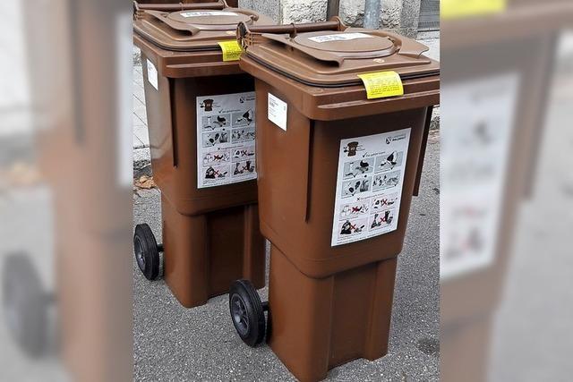 Abfallvergärung vor der Haustür