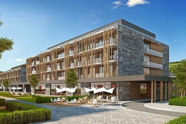 Geteilte Meinungen zum Hotelprojekt