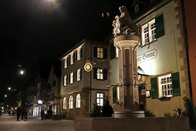 Oberkirch erstrahlt in neuem Licht