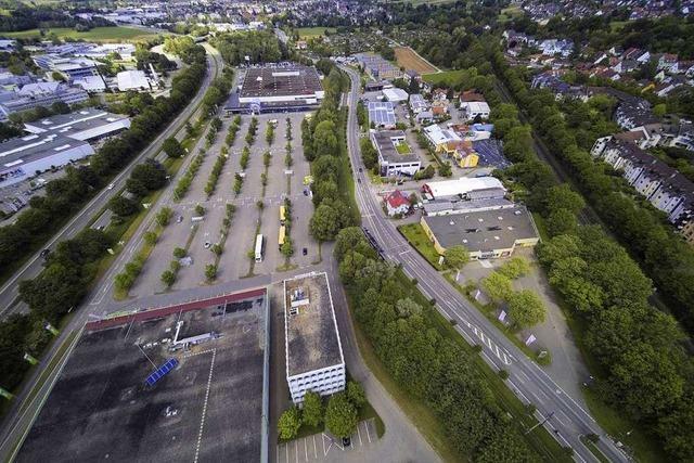 Baugebiet in Zähringen muss kleiner ausfallen – denn ein Teil liegt in einer Sicherheitszone