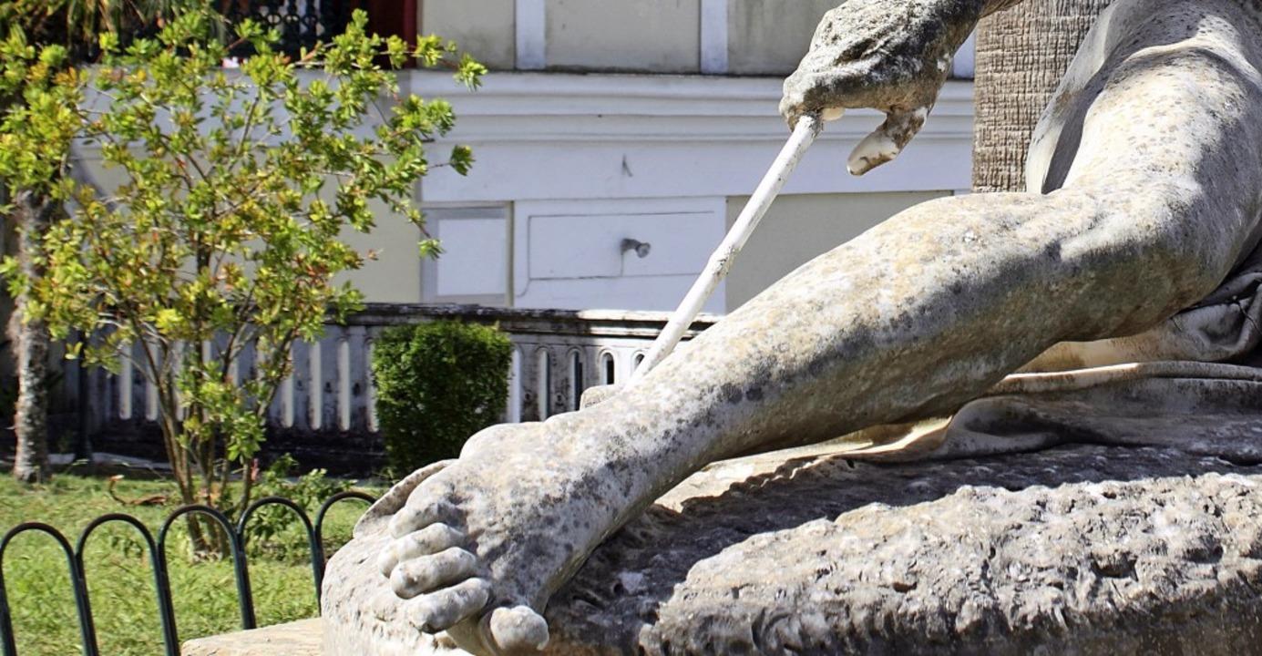Auch im klassische Denken hat Verwundb...s und dessen verletzliche Ferse zeigt.  | Foto: William Richardson (stock.adobe.com)