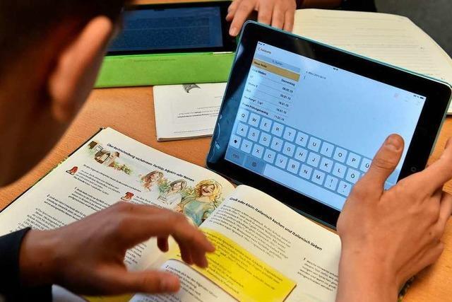 Digitalpakt für Schulen soll kommen – doch Baden-Württemberg ist dagegen