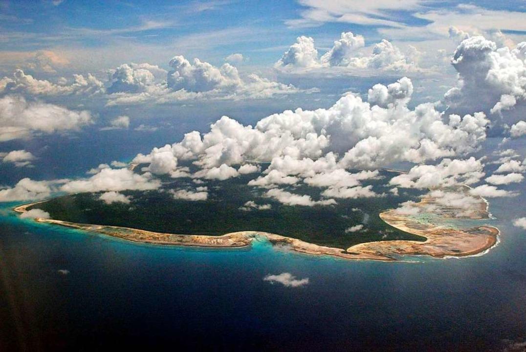 Die Insel North Sentinel  | Foto: dpa