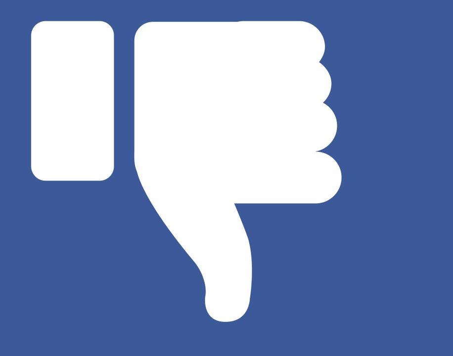 Facebook reagierte erst nach 15 Tagen.   | Foto: Stock-Adobe.com