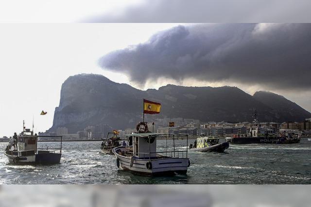 Gibraltar wird zur Brexit-Hürde