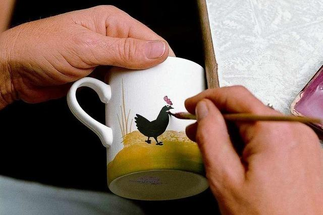 Zeller Keramik will Majolika-Manufaktur in Karlsruhe retten