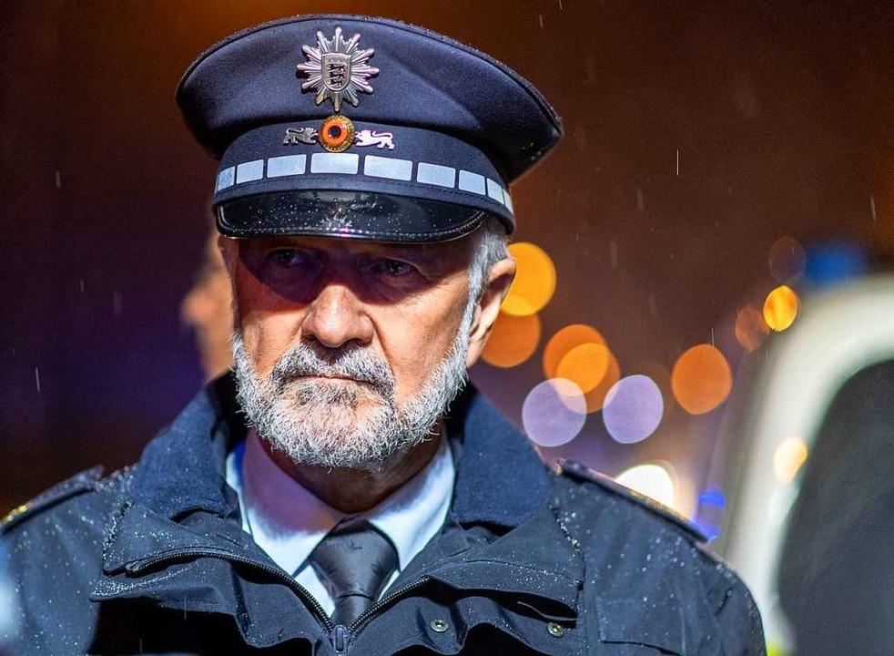 Freiburgs Polizeipräsident Bernhard Rotzinger  | Foto: dpa