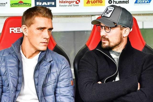 Petersen und Gondorf wollen gegen ihren Ex-Verein punkten
