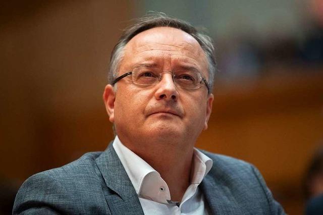 Andreas Stoch ist neuer Chef der Südwest-SPD